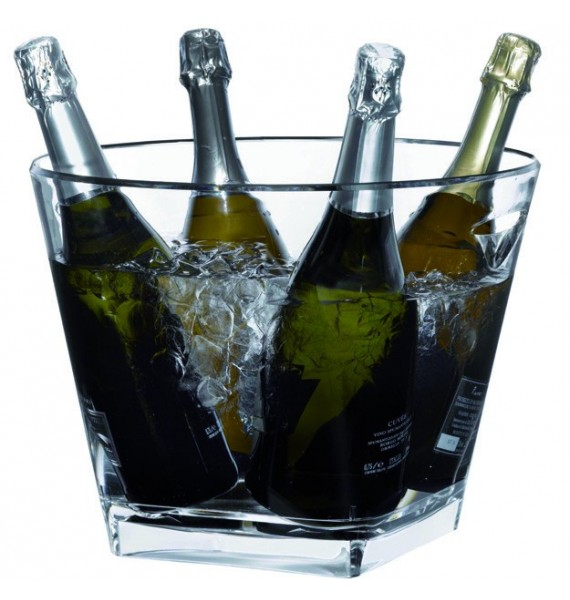 Cubitera Quadra 4 botellas