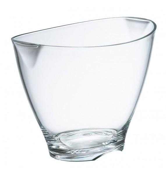 Cubitera Iceberg 1-2 botellas acrilico transparente