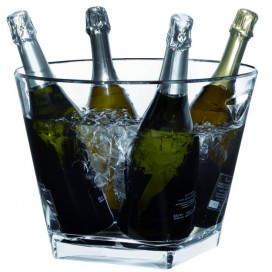 Ice Bucket Quadra 4 bottles