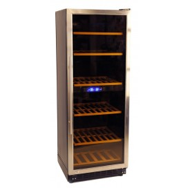 Double temperature wine cellar CV-111-2T-I