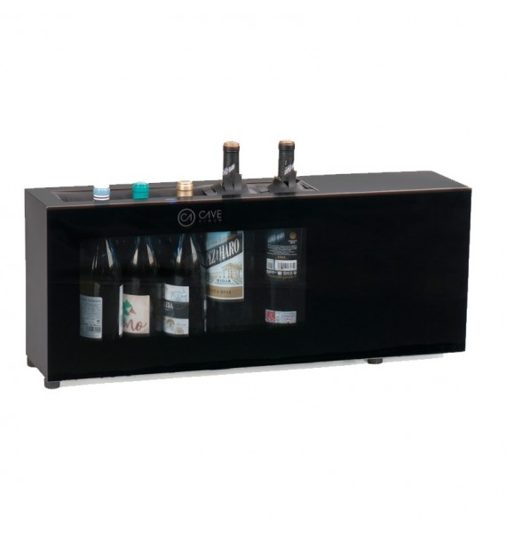 Expositor de barra CV-7C vinos tintos y blancos