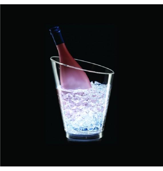 Cubitera Slice LED 1 botella