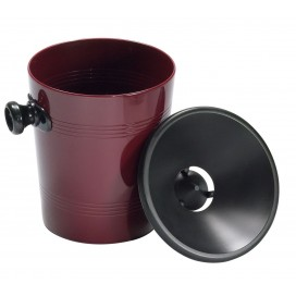 Cuspidor bowl 1.5 L bordeaux
