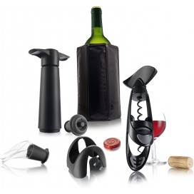 Set Experienced Wine Vacuvin