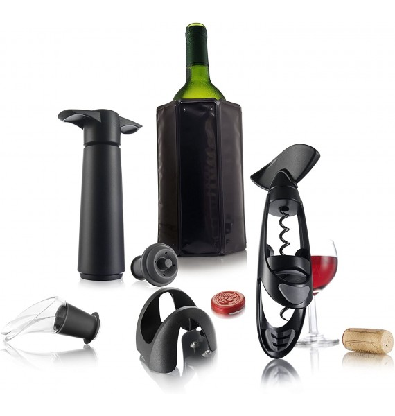Set Experienced Wine Vacuvin