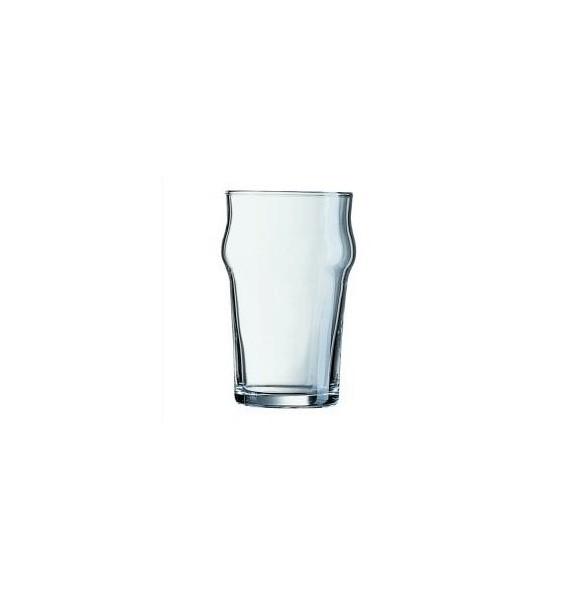Vaso cerveza media pinta Nonic 29 cl