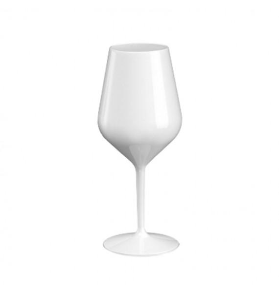 Cup Wine Calice 47 cl tritan white Goldplast