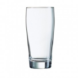 Vaso cerveza media pinta Willy 27 cl