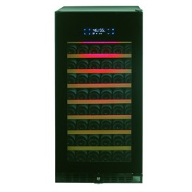 Wine cellar PREMIUM double temperature CV-94-BL-2T